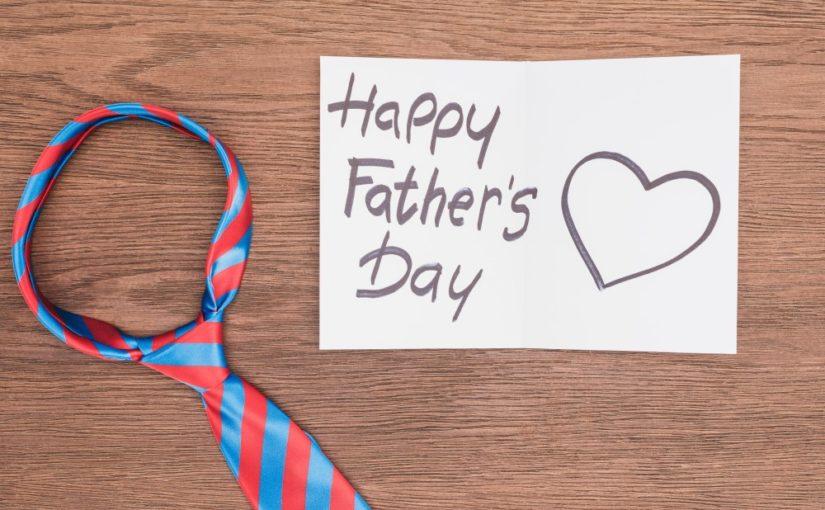 Alle kender og mange fejrer fars dag, men hvorfor?